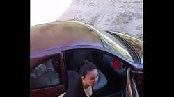 Video sexo flagra de sexo no carro
