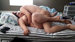 O video da gorda fazendo sexo gostoso