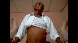 Video de sexo com vovo comendo o cu do filho do vizinho