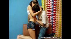 Vídeo porno prima gostosa fudendo com primo