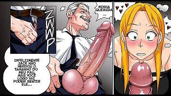 contos eroticos em quadrinhos